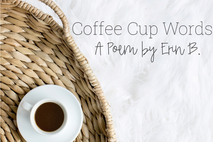Coffee Cup Words