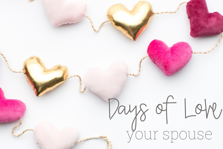 Days of Love: Love your Partner