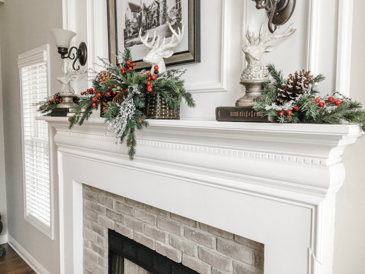 Switching from Holiday to WinterDecor