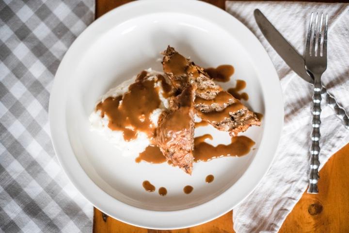 Comfort Food: HomestyleMeatloaf