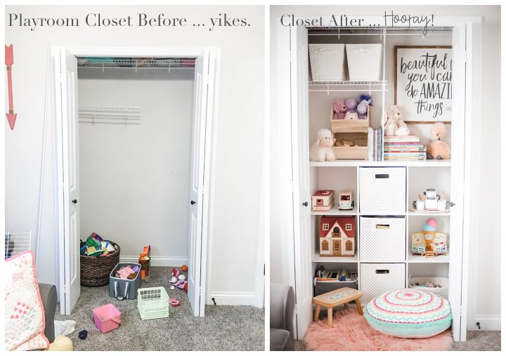 Closet Makeover: Drab toFab