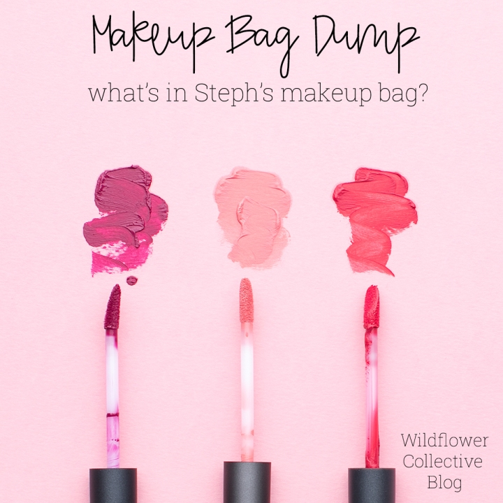 Steph's Makeup Bag