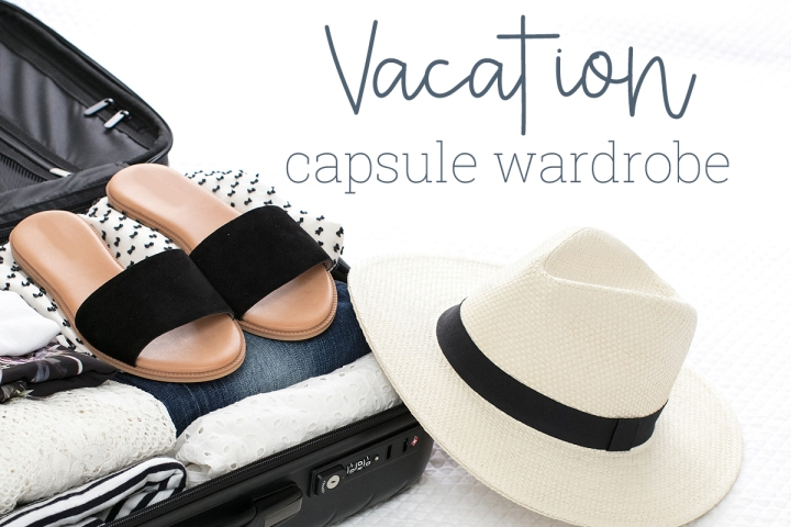 Vacation Capsule Wardrobe
