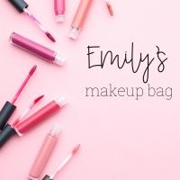 Emily's Makeup Bag