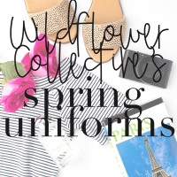 Wildflower Collective's Spring Uniforms