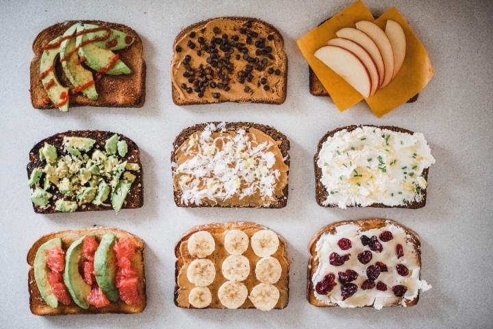 Toast 9 Ways