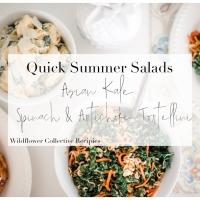Summer Salads & Sides