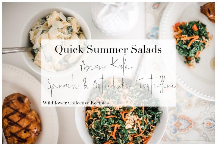 Summer Salads &Sides