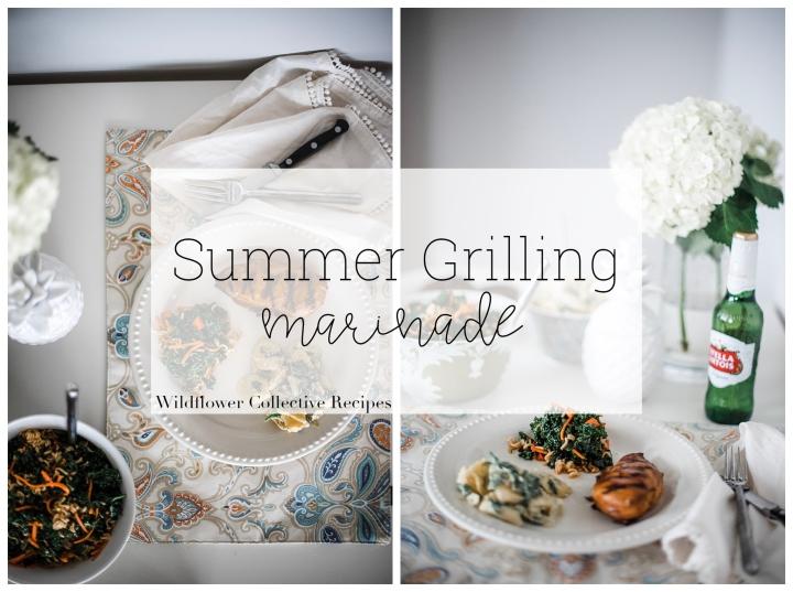 Easy Grilling Marinade