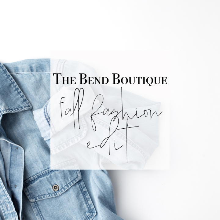 Fall Fashion with The Bend Boutique