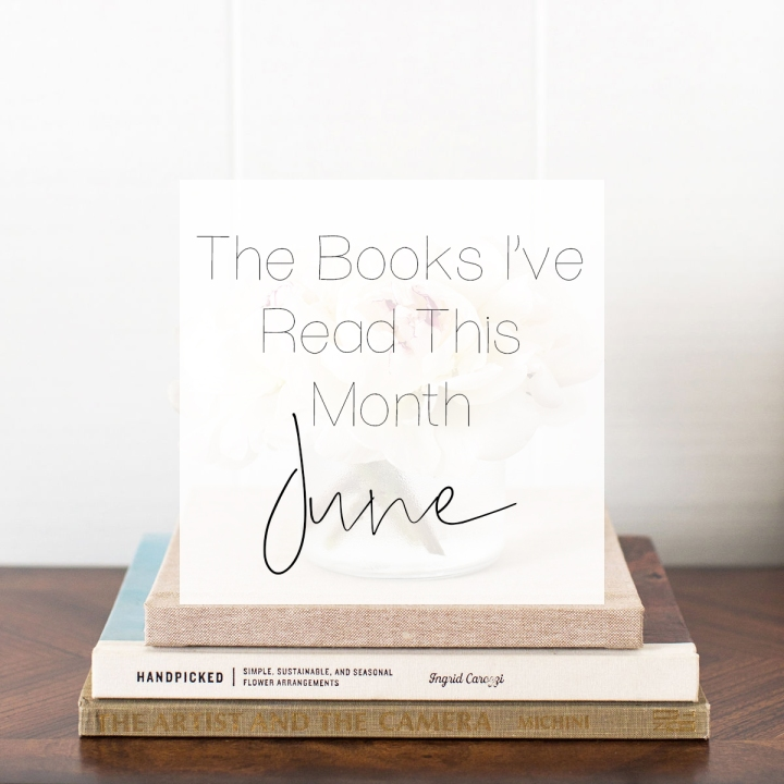 The Books I Read in June (2020)