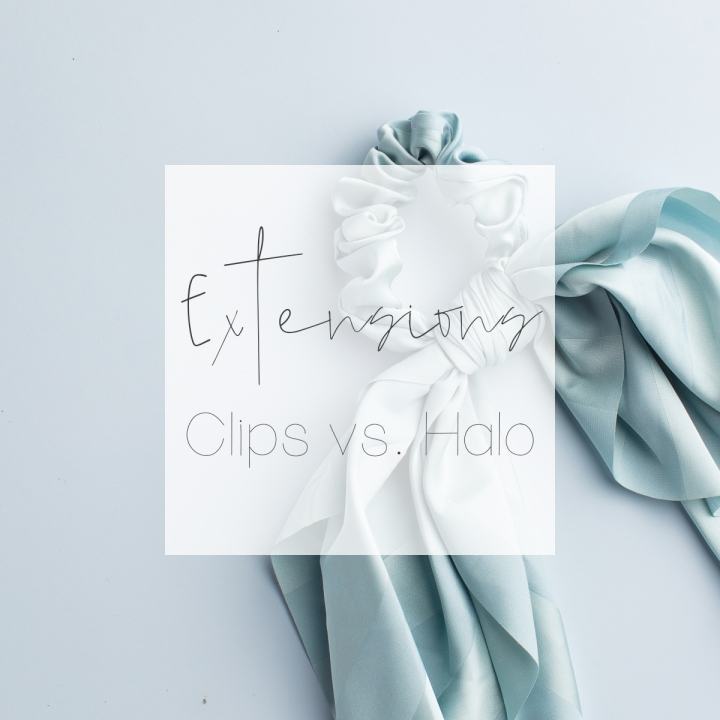Hair Extensions: Clip-In Vs. Halo Style